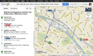 Aller au plus vite en métro et RER à Paris grâce à Google Maps - Zebulon.fr   News et tendances e.tourisme   Scoop.it