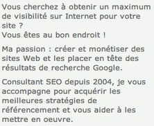 ⇒ Formation SEO spéciale Cocon Sémantique de A à Z | Webmarketing | Scoop.it