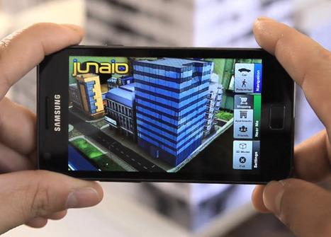 [AR] Apple a racheté Metaio, spécialiste de la réalité augmentée | Actualité des start-ups et de l' Entrepreneuriat sur le Web | Scoop.it
