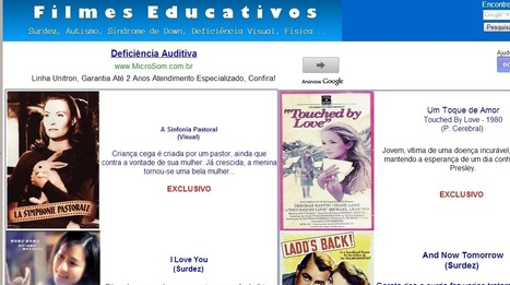 Educa Tube: Portal Filmes Educativos - Material Pedagógico - Lista de mais de 400 filmes | Educational Innovations | Scoop.it