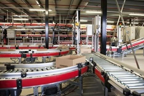 XPO Logistics et Sarenza inaugurent leur nouvelle plateforme logistique   L'innovation dans la filière cuir   Scoop.it