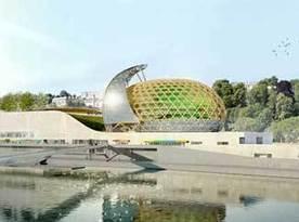 Bouygues Construction, Sodexo, TF1 et OFI Infravia signent le contrat de la Cité musicale de l'Île Seguin | Philippe TREBAUL on SCOOP.IT - @TREBAULPhilippe - MAJORS DE LA FILIERE BTP - WWW. COPTOS.COM | Scoop.it