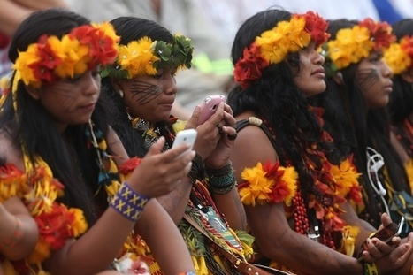 Brazil project aims to save endangered indigenous languages | Harley's bucket | Scoop.it