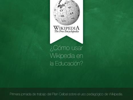 Portal Ceibal - Lanzamiento del proyecto Wikipedia en Educación | Aprendizaje por proyecto (PBL) y Formación Profesional | Scoop.it