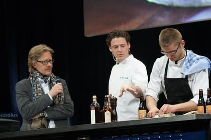 """Existe-t-il une """"avant-garde"""" culinaire à Lyon ? / Gastronomie / Guide / univers / Journal / Lyon Capitale - le journal de l'actualité de Lyon et du Grand Lyon.   Hôtellerie -restauration   Scoop.it"""