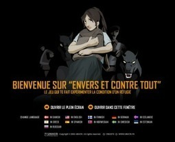 Serious Game Classification : La classification en ligne du Serious Game | Technologie pour moi...et d'autres... | Scoop.it