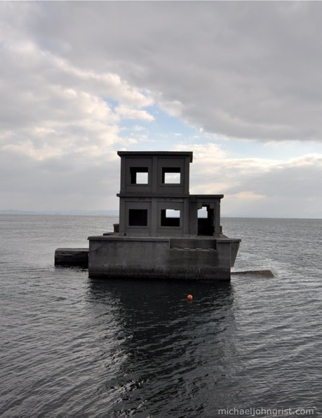 Ruin of a Japanese suicide boat base | Michael John Grist | Abandoned Houses, Cemeteries, Wrecks and Ghost Towns | Scoop.it