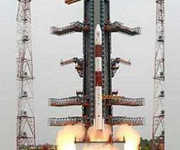 ISRO plans string of satellite launches, includ... | Aviation, Aerospace, & Defense | Scoop.it