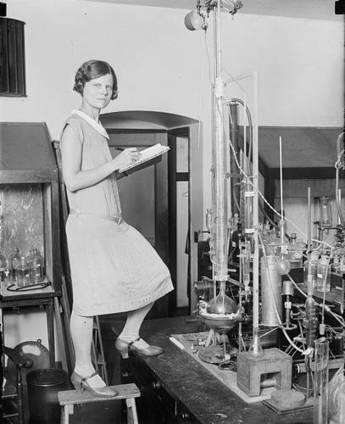 Los rostros de las químicas | historia de la quimica | Scoop.it