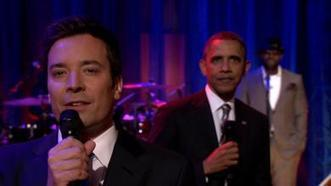 Late Night with Jimmy Fallon - Slow Jam The News with Barack Obama (4/24/12) - Video - NBC.com | Politics and Social Media | Scoop.it