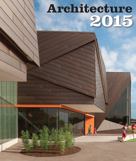 Year in Architecture 2015: Working in Harmony | K-12 School Libraries | Scoop.it
