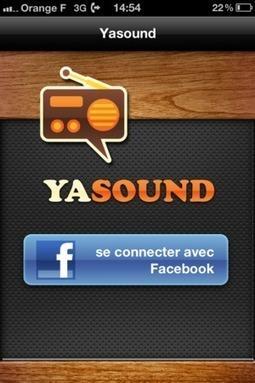 Yasound, une radio sociale qui pourrait influencer la façon dont la musique numérique est diffusée et distribuée | Radio 2.0 (En & Fr) | Scoop.it