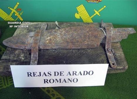 Recuperan vasijas, columnas y herramientas romanas en un comercio de Murcia | LVDVS CHIRONIS 3.0 | Scoop.it