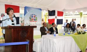 República Dominicana: Ministra entrega escuela en Santo Domingo Este | Educación Iberoamericana | Scoop.it