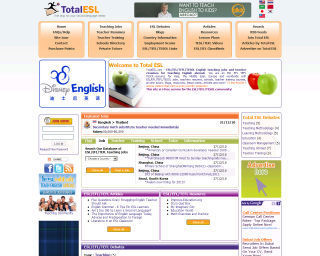 Total ESL.com: ESL/EFL Teaching Materials | Teachning, Learning and Develpoing with Technology | Scoop.it