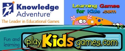 7 Free Online Educational Game Sites (Help Kids Keep School Skills Sharp During Summer) | Emerging Education Technology | Learning With ICT @ CBC | Scoop.it