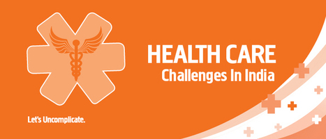The Major Healthcare Challenges In India | health and wellness | Scoop.it