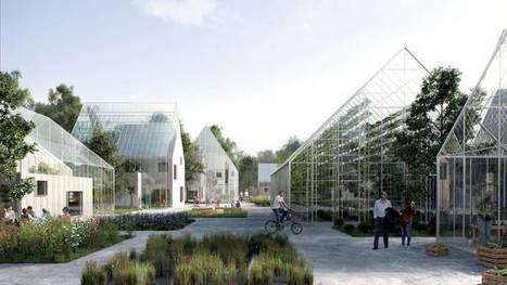 This eco-village is designed to be fully self-sufficient, from energy to food to waste | Vertical Farm - Food Factory | Scoop.it