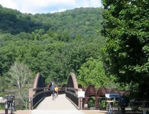 Camping Along the Great Allegheny Passage | Bicycle touring | Scoop.it