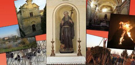 Fal&ograve; di Sant&rsquo;Antonio <br/>a Scandolara con <br/>&lsquo;I giorni cantati&rsquo;   Vivere in una terra tra l'Oglio ed il Po   Scoop.it
