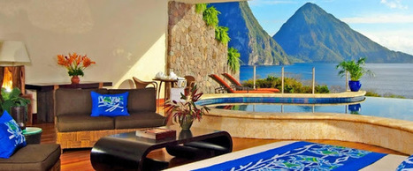 Luxury Sky Jacuzzi Suite With Free Night(s) | Caribbean Island Travel | Scoop.it