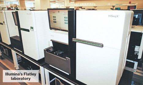 Illumina's New Low-Cost Genome Machine Will Change Health Care Forever - Businessweek (blog) | PropertyInvestorClinic | Scoop.it