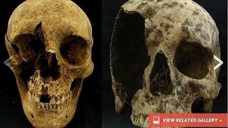 Hallan evidencias de migración humana al Imperio Romano en un cementerio de hace 2.000 años | Centro de Estudios Artísticos Elba | Scoop.it