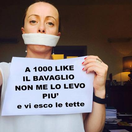 Giorgia Meloni, i meme ed altro sulla rete! ~ Il Pugno di Pollice | Stay Pulp | Scoop.it
