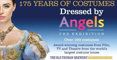 The Old Truman Brewery   Dressed by Angels. 175 years of costume   design exhibitions   Scoop.it