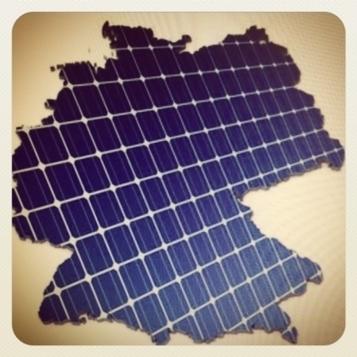 L'énergie solaire en Allemagne | Solorea- un nouveau regard sur le solaire | Scoop.it