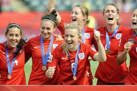 Why England's women's soccer team won't be playing at the 2016 Olympics | Geography Education | Scoop.it