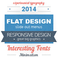 Web Design Trends 2014 – The Top Predictions | Front-End Coding and Web Design | Scoop.it
