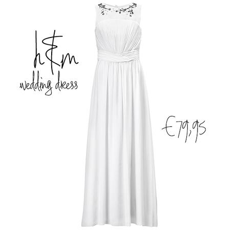 » Pour ou contre la robe de mariée à 79,95€ chez H&M ? | Tendances du moment | Déco & mariage | Scoop.it