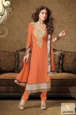alluring straight salwar kameez 301 Catalog | Pavitraa Fashion | Pavitraa Fashion | Scoop.it