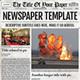 Premium Newspaper Templates | Midas | Scoop.it
