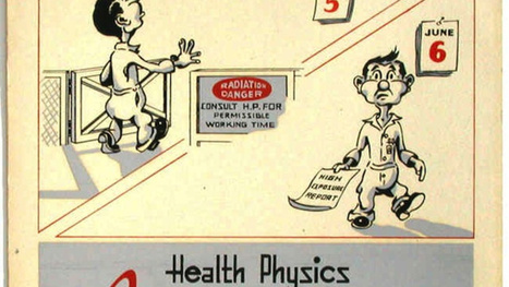 Early Nuclear Safety Posters Are Perky and Disturbing | astronomy,astrophysics,physics,science | Scoop.it