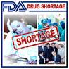 FDA Drug Shortage Crisis