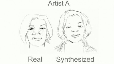 Computer model learns to copy artists' drawing styles | Cyborg Lives | Scoop.it