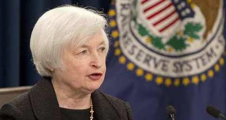 La patronne de la Fed prépare les marchés à une hausse des taux   Marchés - recherche et analyses   Scoop.it