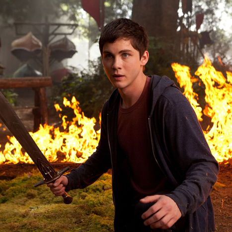 Percy Jackson: Sea of Monsters - Houston Press | Children's Writing and Content Creation | Scoop.it
