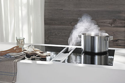 The end of the exhaust hood – the beginning of aesthetic kitchen design - ArchiExpo | Kitchen Design - Applinaces | Scoop.it