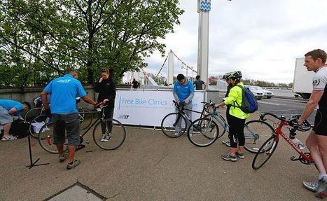 Barclays Bike Clinics   Real World Cycling   Scoop.it
