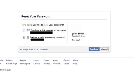 SMS Account Hijack Exploit Fixed by Facebook | Text Messaging (SMS) | Scoop.it