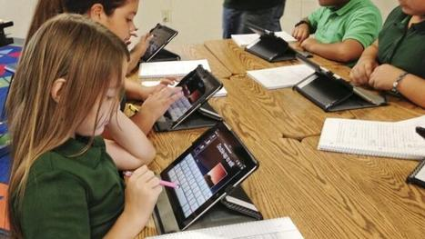 Think Big: How to Jumpstart Tech Use In Low-Income Schools | Ipad Classroom, ICT, Education Innovation | Scoop.it