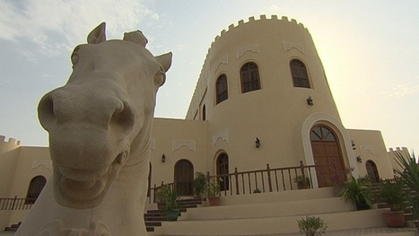 Un hotel de seis estrellas para caballos en Qatar | La belleza y la estética | Scoop.it