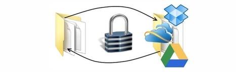 CryptSync : Chiffrez en AES-256 avant d'envoyer sur le cloud | Libertés Numériques | Scoop.it