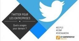 Twitter pour les entreprises #ECP13 - Geek &Social | Présent & Futur, Social, Geek et Numérique | Scoop.it