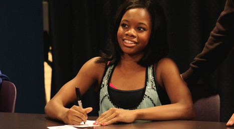 Olympic Gymnast Gabrielle Douglas Says Faith Is Her Foundation | Kingdom News | Scoop.it