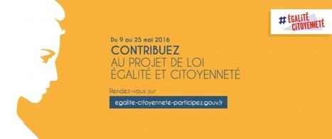 Contribuez au projet de loi Égalité et Citoyenneté | L'actualité de la politique de la ville | Scoop.it