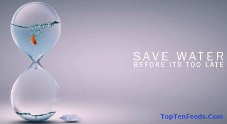 Top Ten Slogans on Save Water | Top 10 Lists - TopTenFeeds.Ccom | Scoop.it
